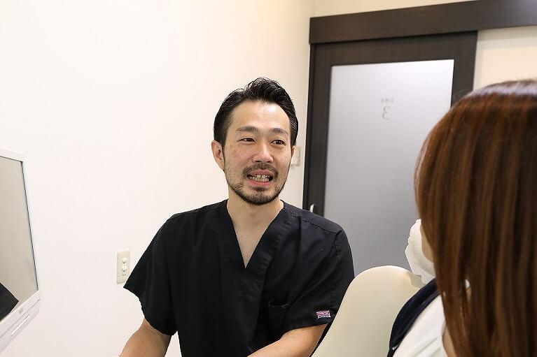 インプラント治療のためのカウンセリング